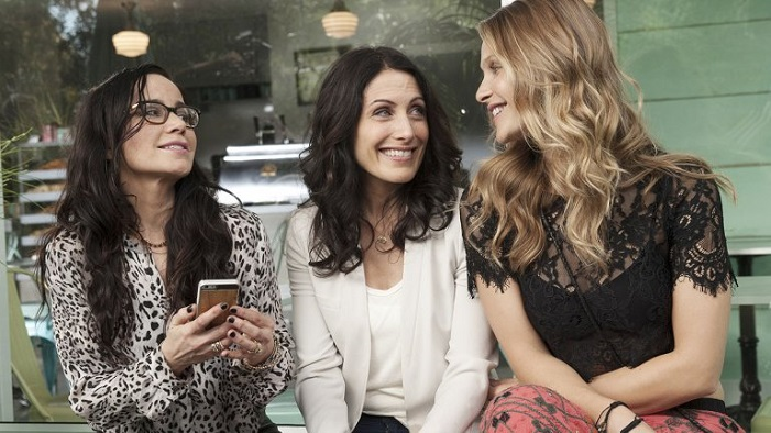 Girlfriends' Guide to Divorce tot 2019 op televisie