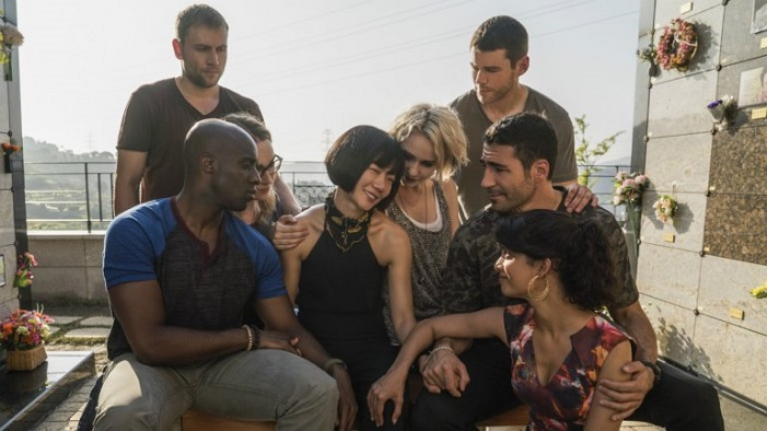 Sense8 beëindigd na twee seizoenen