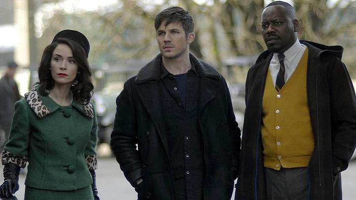 Timeless tóch verlengd voor tweede seizoen