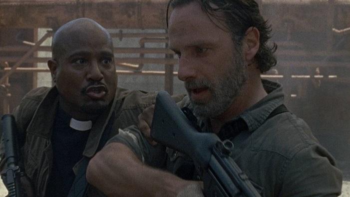 The Walking Dead terug voor negende seizoen