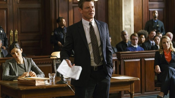 Chicago Justice stopt na één seizoen