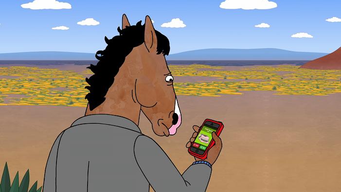 BoJack Horseman krijgt vijfde seizoen