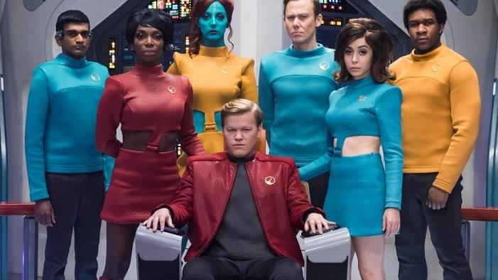 Black Mirror krijgt vijfde seizoen
