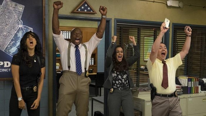 Brooklyn Nine-Nine krijgt nieuw seizoen op NBC