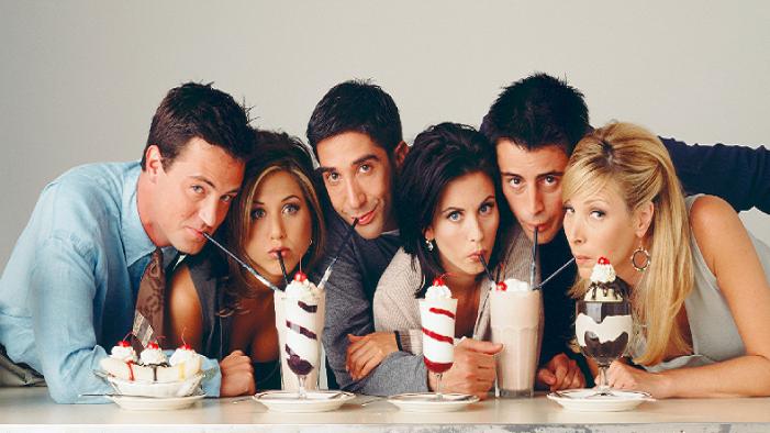 Friends reboot aangekondigd