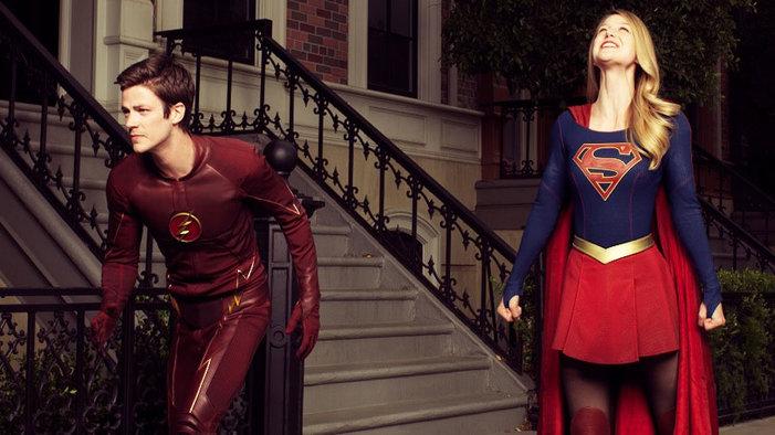 Supergirl/Flash-crossover: wat kunnen we verwachten?