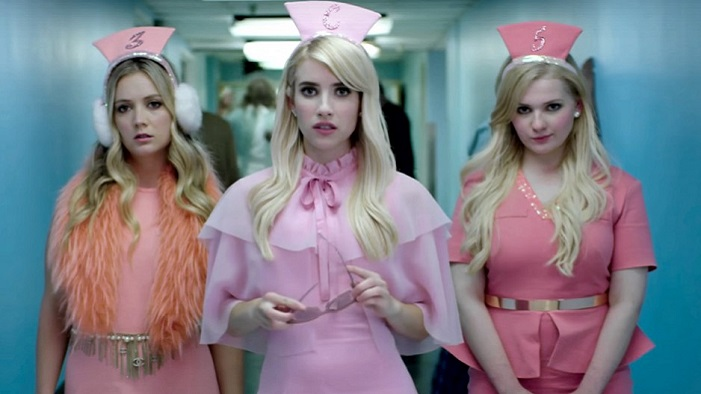 Scream Queens eindigt na twee seizoenen