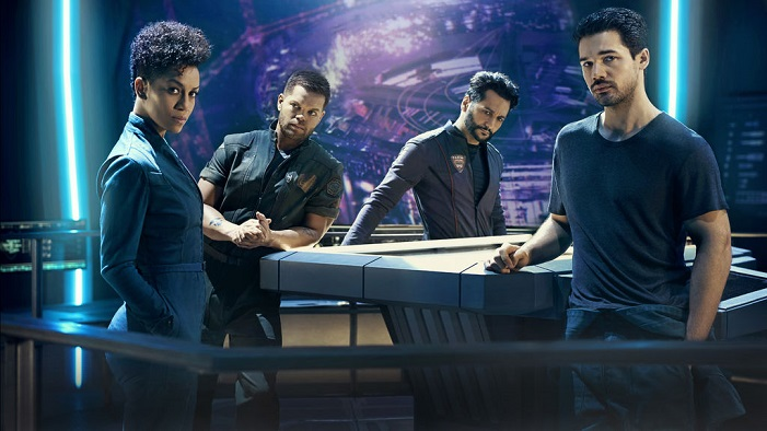 The Expanse gecanceld door Syfy