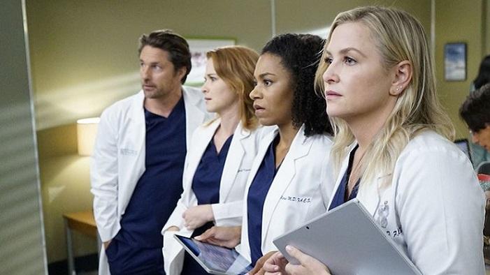 Vijftiende seizoen voor ABC's Grey's Anatomy