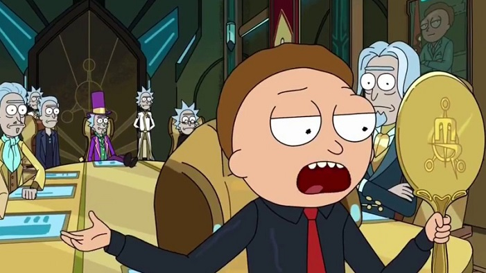 Rick and Morty verlengd met 70 afleveringen