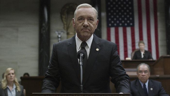 House of Cards en American Vandal terug voor nieuw seizoen op Netflix