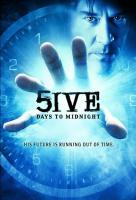 Poster voor 5ive Days to Midnight