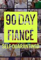 Poster voor 90 Day Fiancé: Self-Quarantined