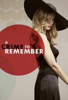 Poster voor A Crime to Remember