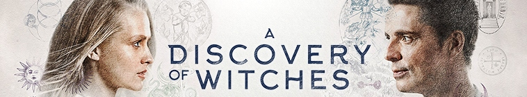 Banner voor A Discovery of Witches