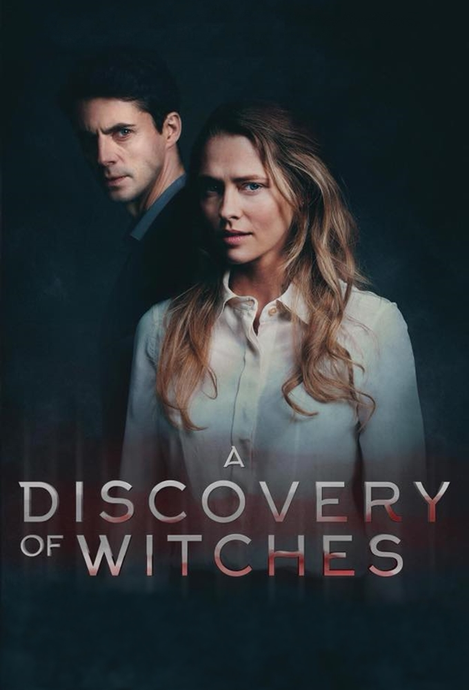 Poster voor A Discovery of Witches