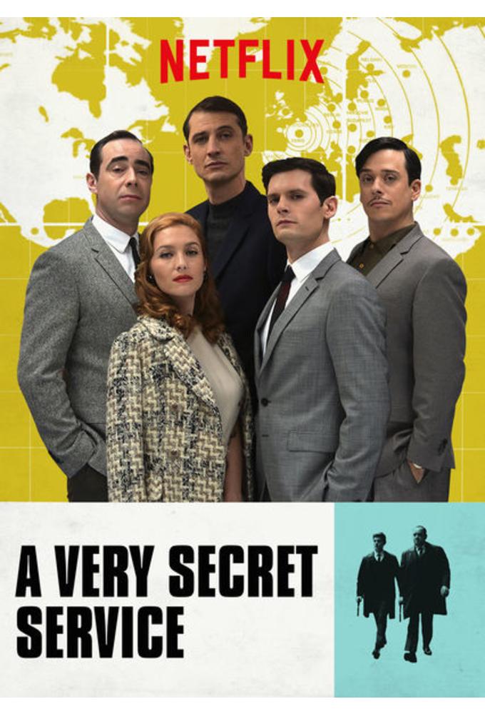 Poster voor A Very Secret Service
