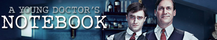Banner voor A Young Doctor's Notebook