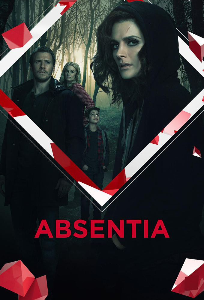 Poster voor Absentia