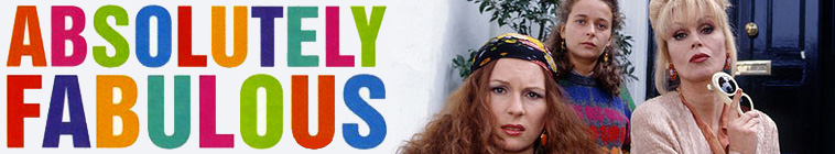 Banner voor Absolutely Fabulous