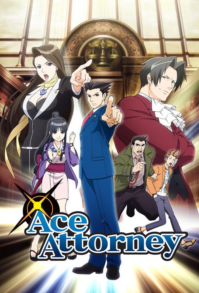 Poster voor Ace Attorney