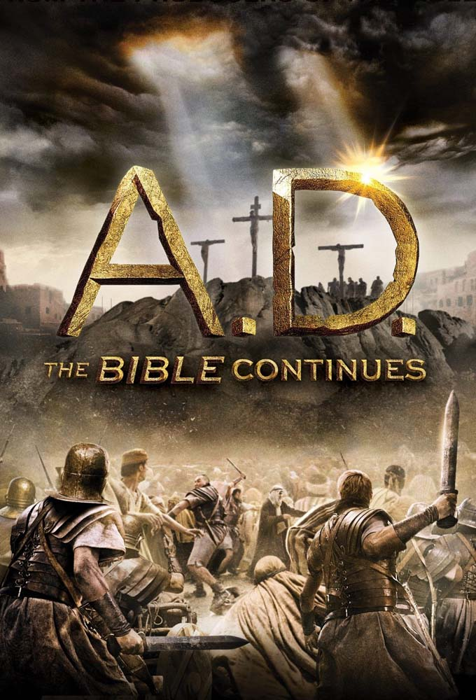 Poster voor A.D. The Bible Continues
