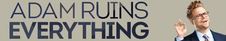Banner voor Adam Ruins Everything