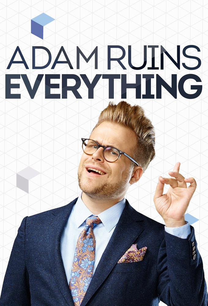 Poster voor Adam Ruins Everything