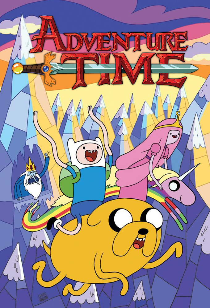 Poster voor Adventure Time