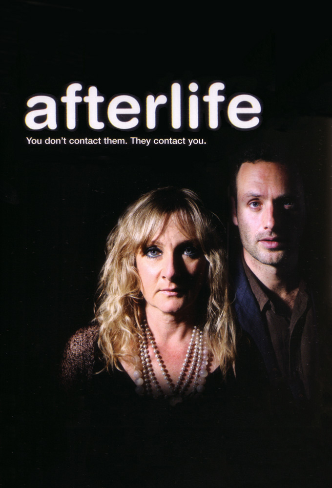 Poster voor Afterlife