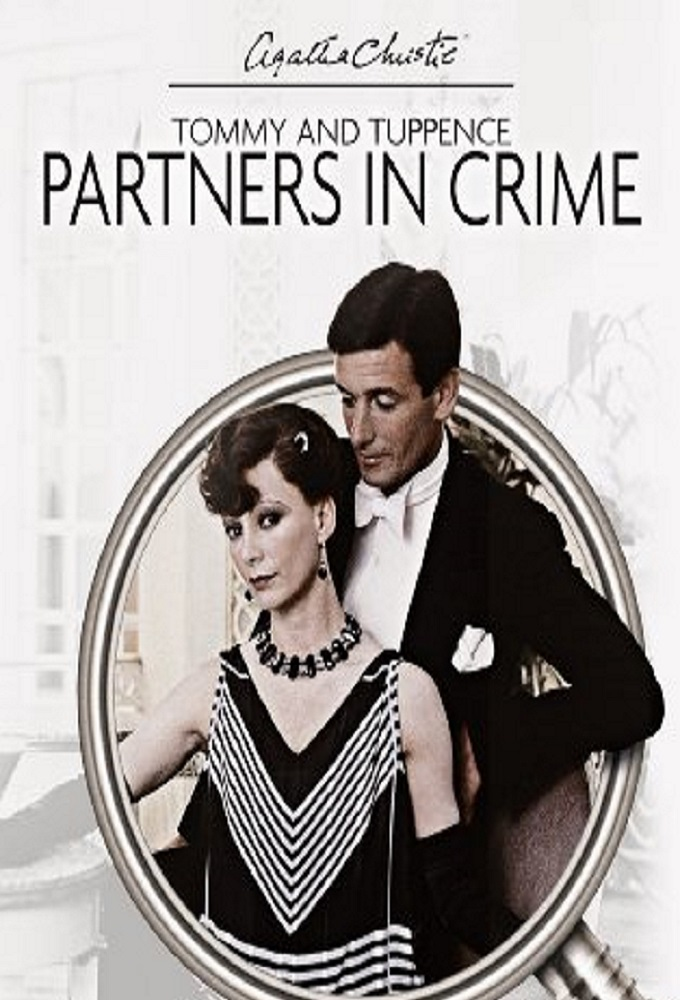 Poster voor Agatha Christie's Partners in Crime