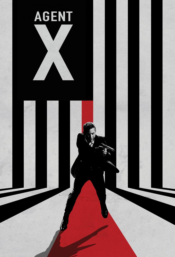 Poster voor Agent X