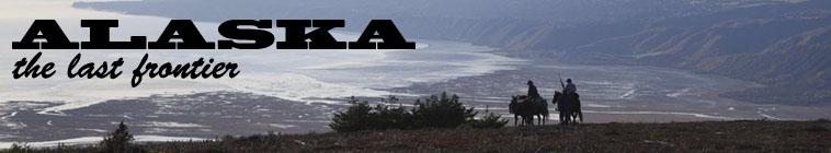 Banner voor Alaska: The Last Frontier