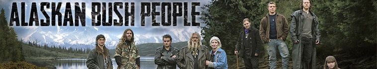 Banner voor Alaskan Bush People