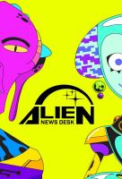 Poster voor Alien News Desk