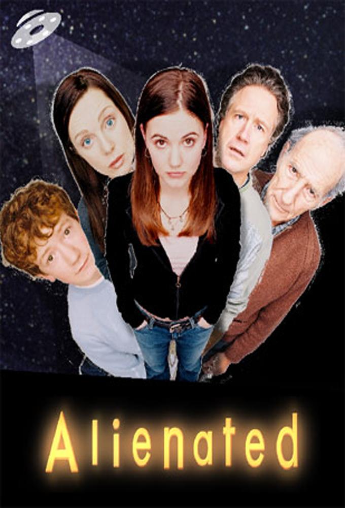 Poster voor Alienated