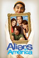 Poster voor Aliens In America