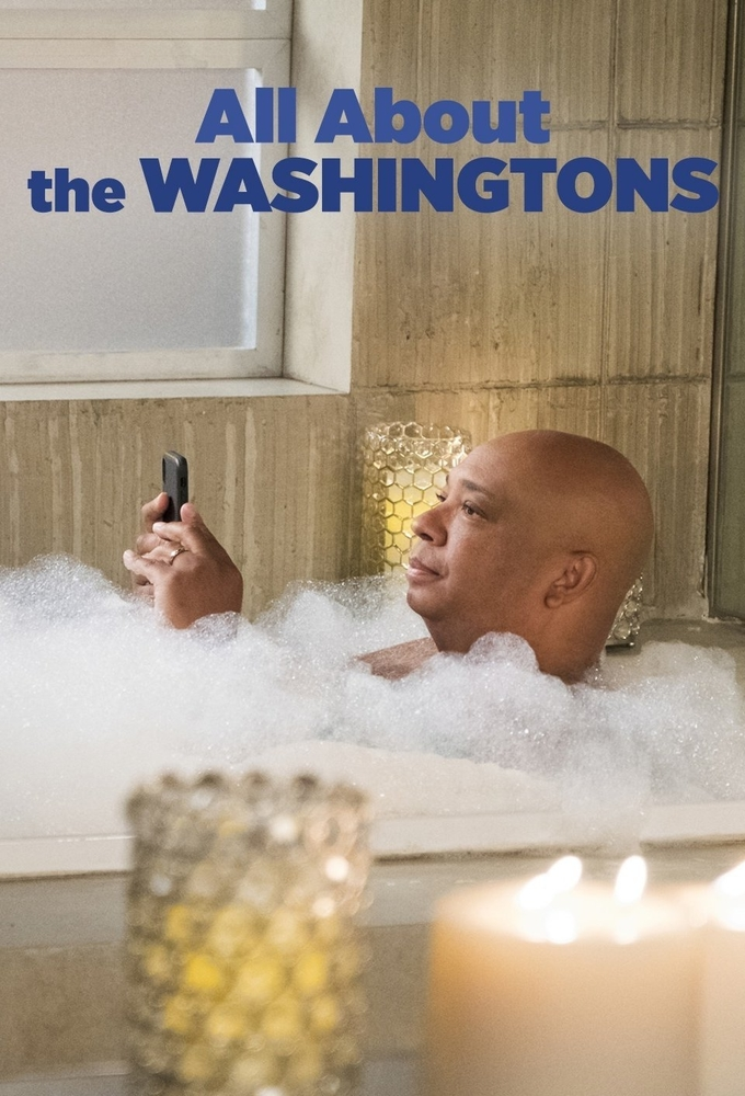Poster voor All About The Washingtons