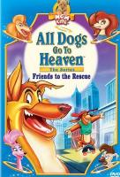 Poster voor All Dogs Go to Heaven