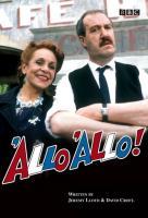 Poster voor 'Allo 'Allo
