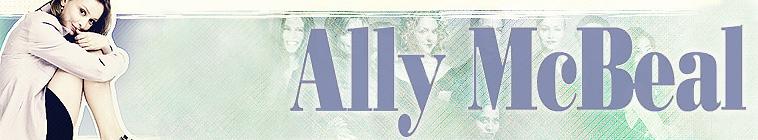 Banner voor Ally McBeal