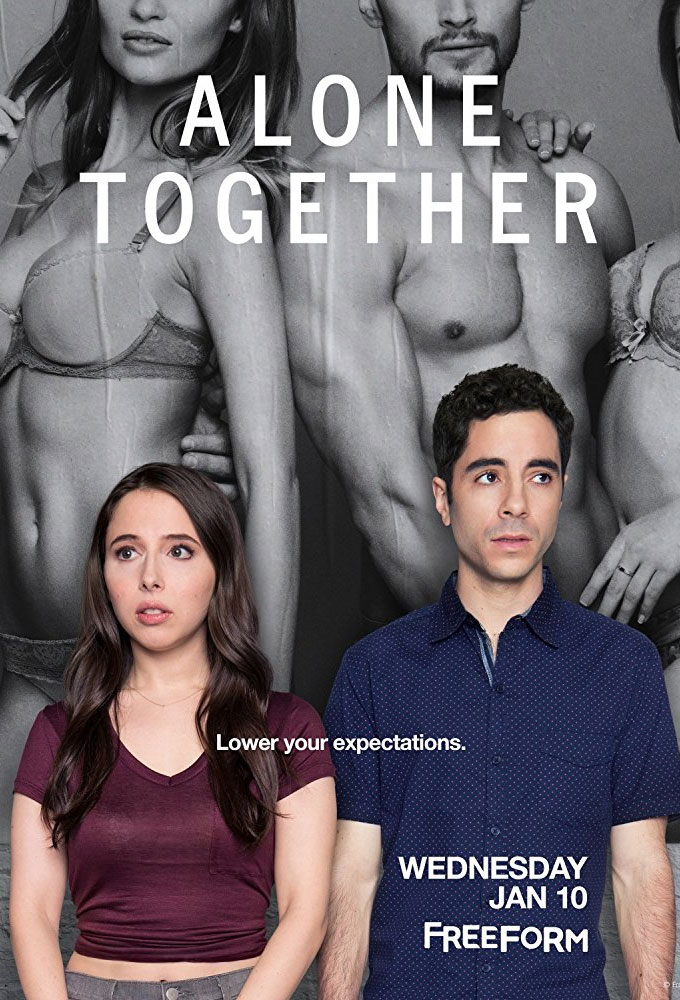 Poster voor Alone Together