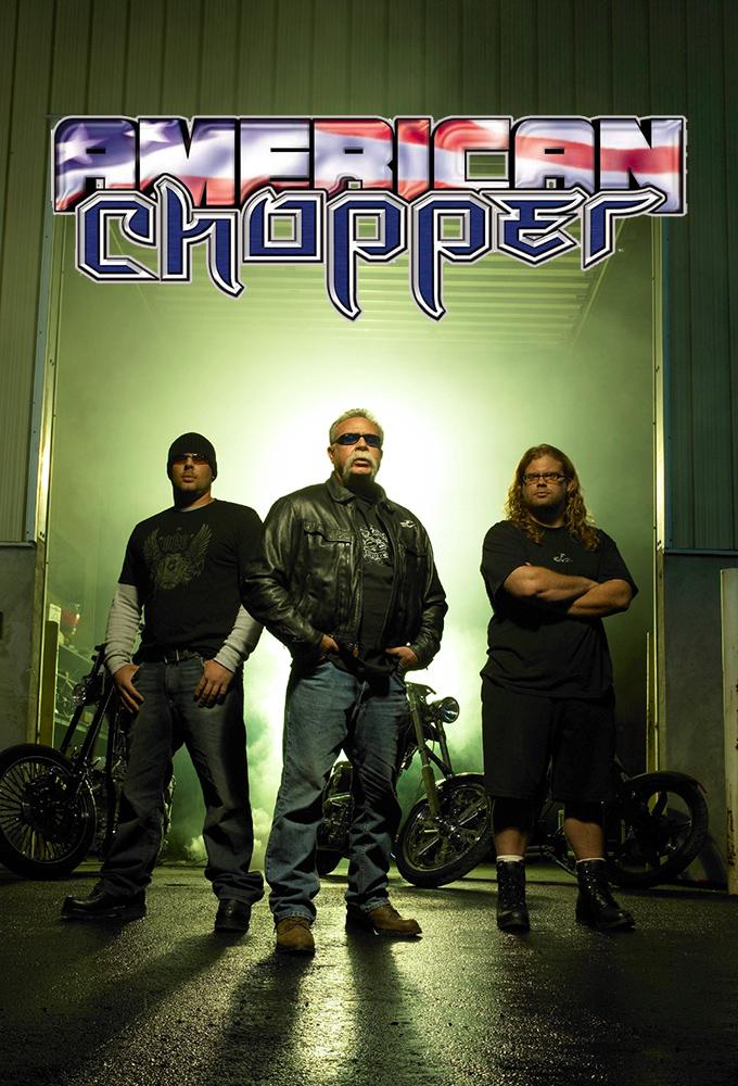 Poster voor American Chopper