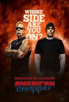 Poster voor American Chopper: Senior vs Junior