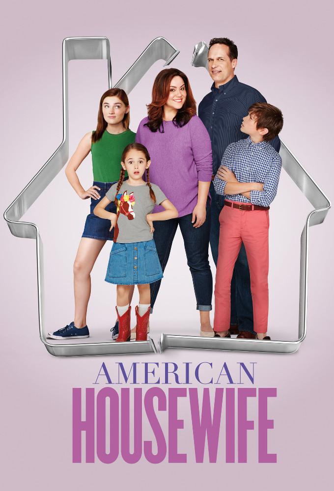 Poster voor American Housewife