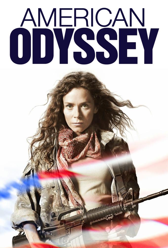 Poster voor American Odyssey