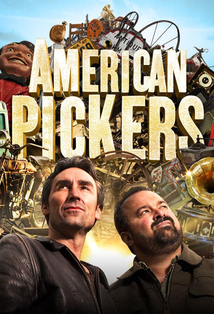 Poster voor American Pickers