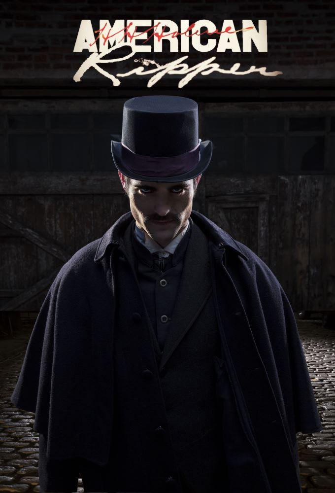 Poster voor American Ripper