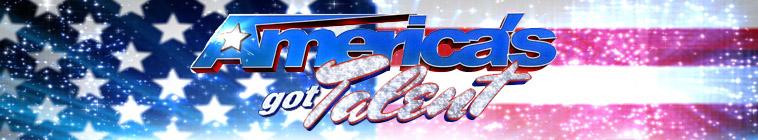 Banner voor America's Got Talent