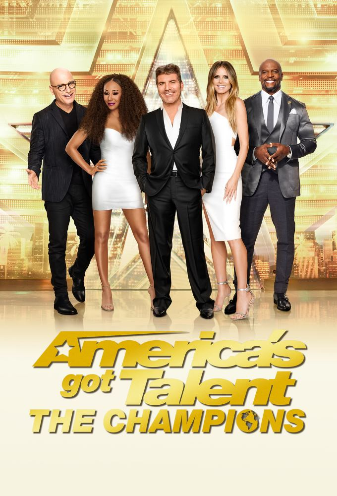 Poster voor America's Got Talent: The Champions